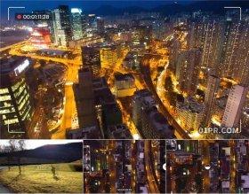 FCPX效果插件 摄像机相机取景框VCS录制框元素特效 FCPX素材