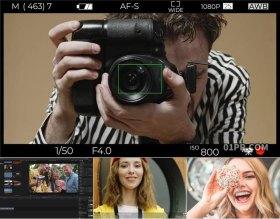 FCPX插件 21组摄像机相机拍照快门取景框效果 FCPX模板